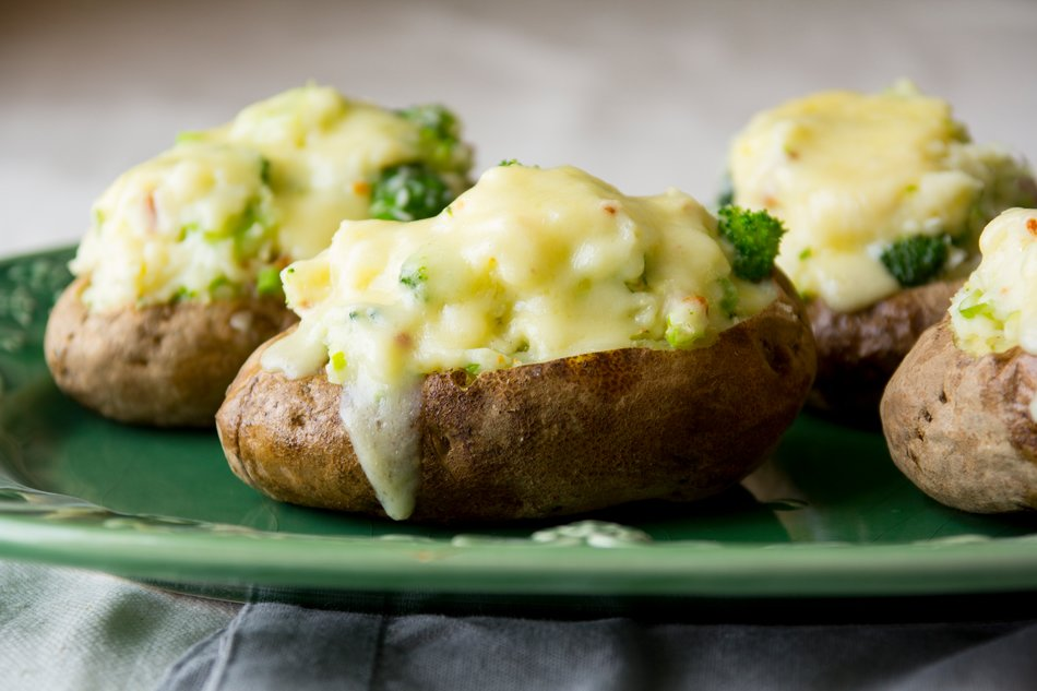 Loaded Baked Potato Recipe