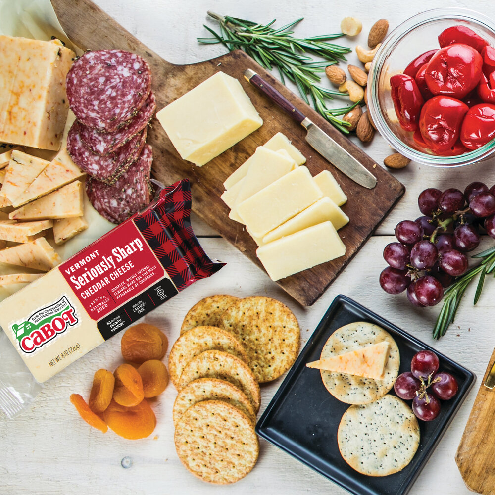 Cabot Farmers' Party Cheese Board