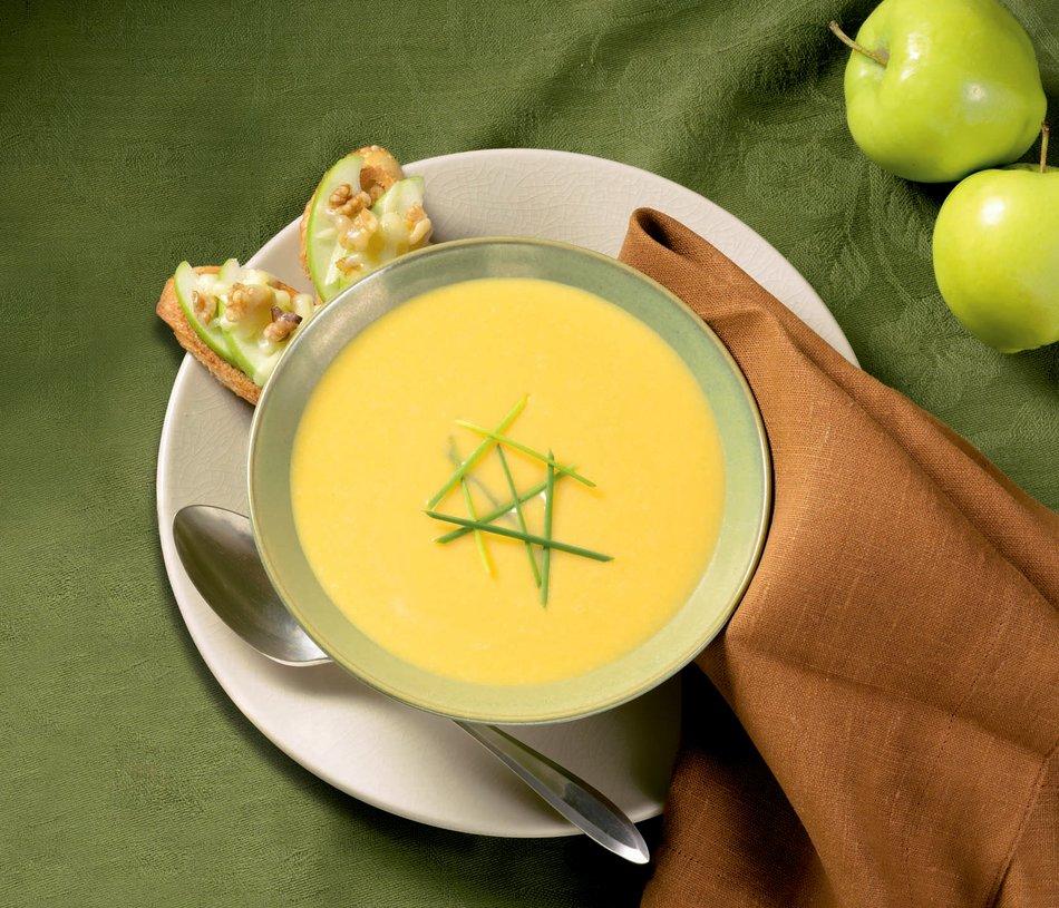 Healthy Butternut Squash Soup Recipe