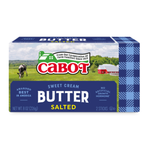 Salted Butter 8 oz