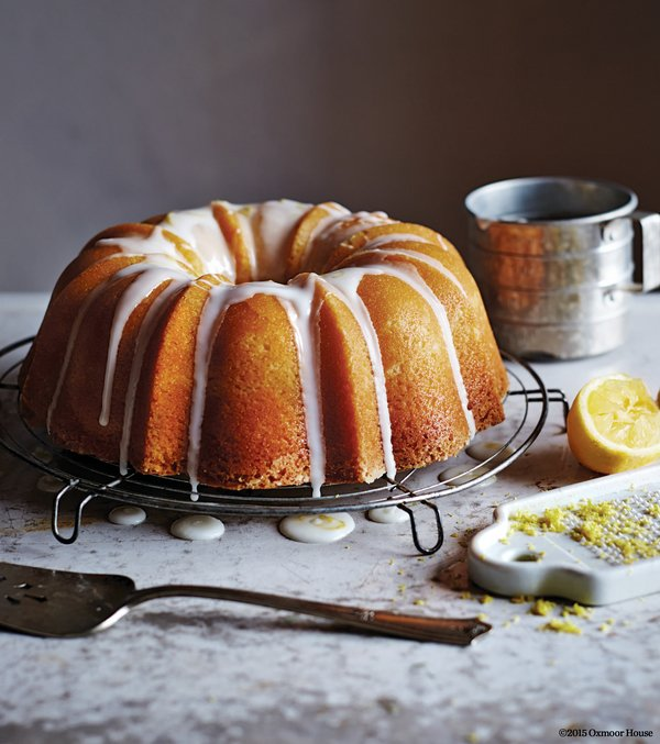 Richardson Family Farm's Lemon-Yogurt Pound Cake