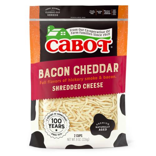 Smoky Bacon Cheddar Cheese
