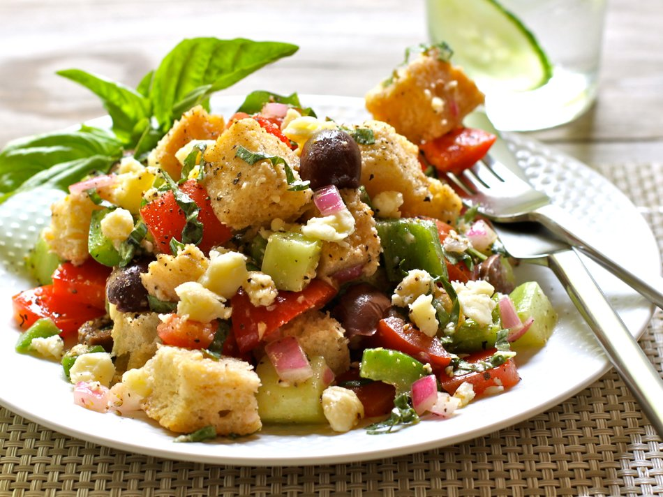 Cabot Summer Bread Salad