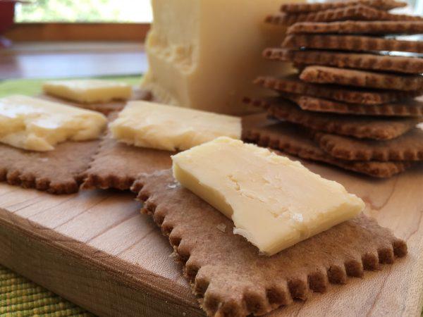 Maple Crackers