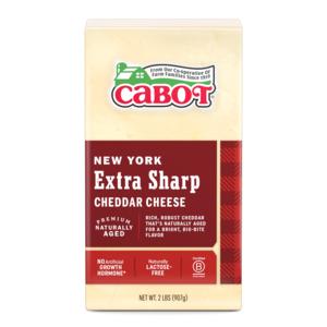 New York Extra Sharp Cheddar Cheese 2 lb
