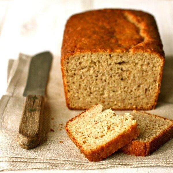 Triple Cream – Healthy Banana Bread with Yogurt