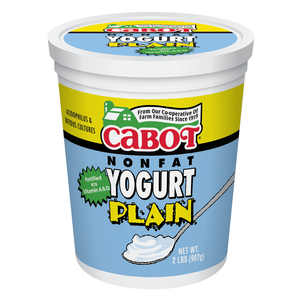 Plain Nonfat Yogurt