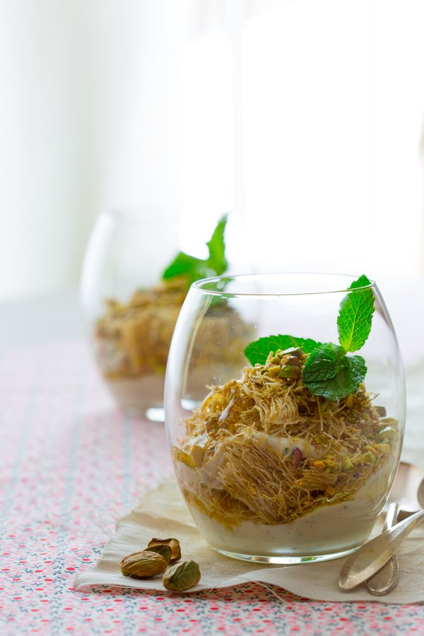 Baklava Breakfast Parfait