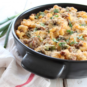 Jalapeño Mac & Cheese Recipe with Cabot Cheddar