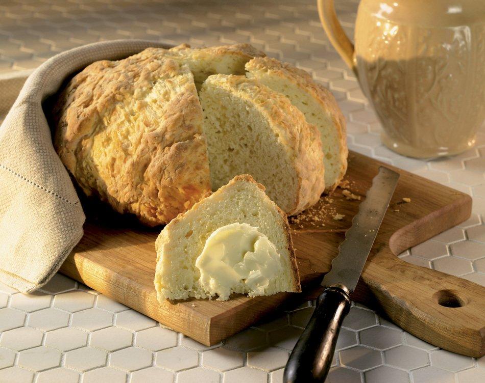 Cabot Cheddar Soda Bread