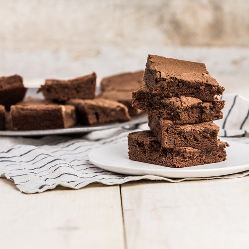 Greek Yogurt Brownies