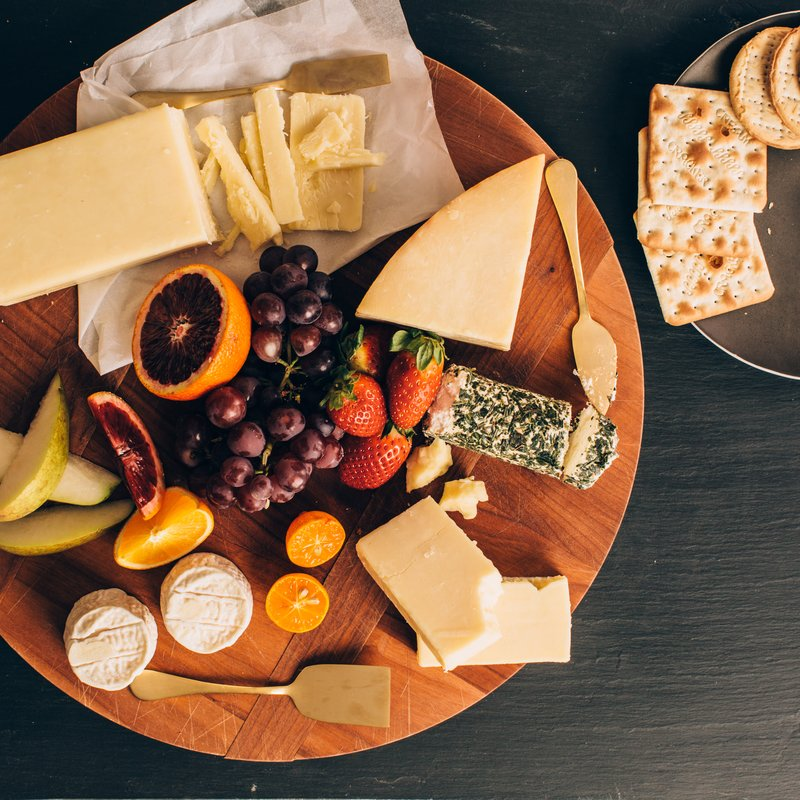 Special Occasion Cheese Board