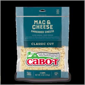 Mac & Cheese Shredded Cheddar Cheese