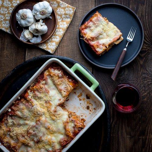 Light & Classic Lasagna