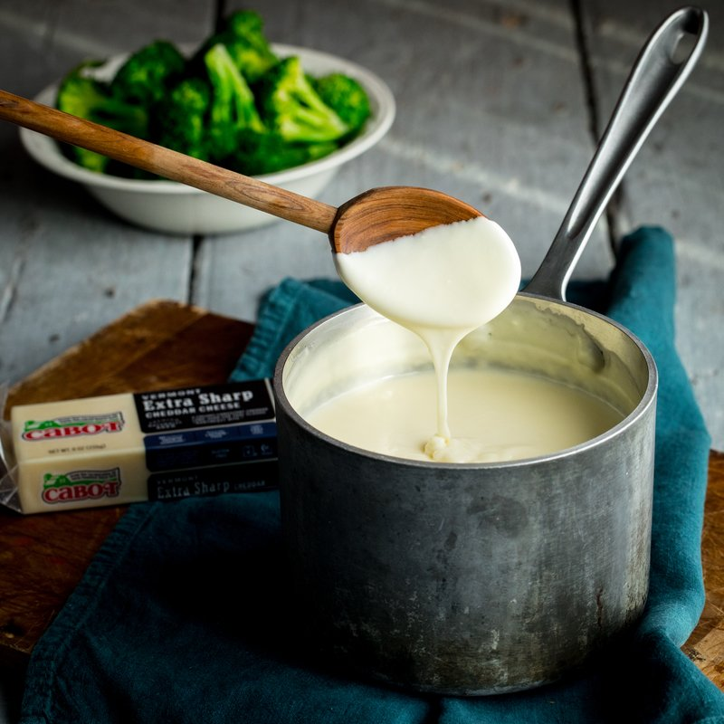Basic Cheddar Cheese Sauce