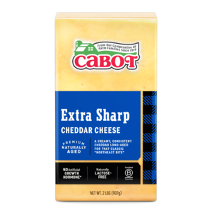 Extra Sharp Yellow Cheddar Cheese 2 lb