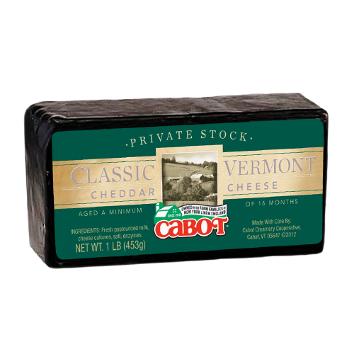 Private Stock Cheddar Cheese 1 lb