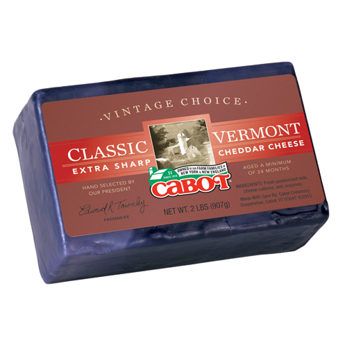Vintage Choice Cheddar Cheese