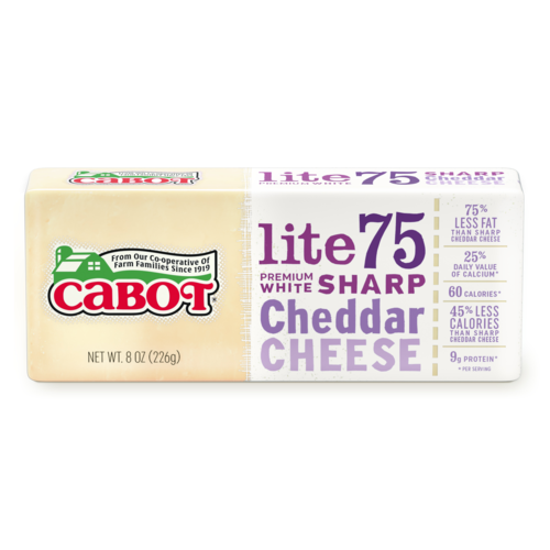 Sharp Lite75 Cheddar Cheese