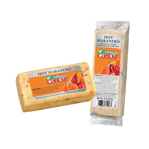 Habanero Cheddar Cheese