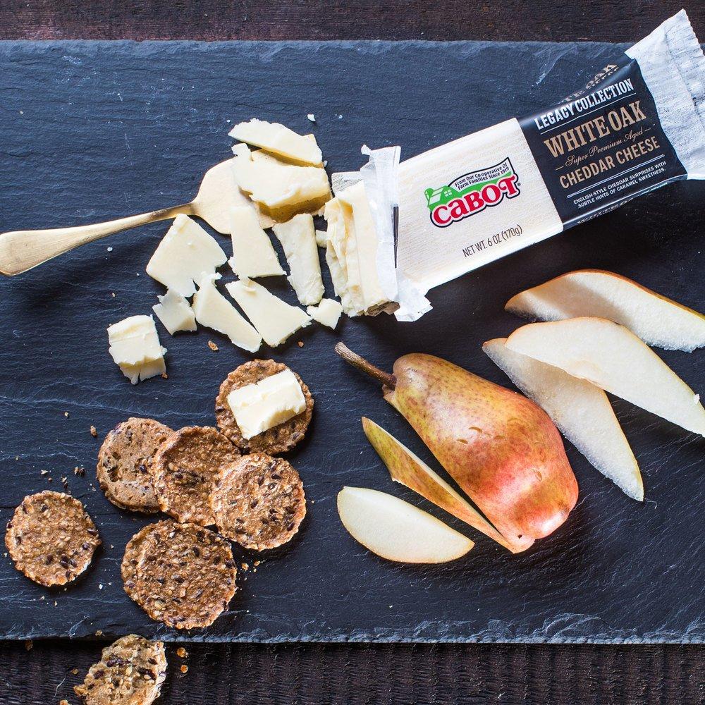 White Oak Cheddar Cheese
