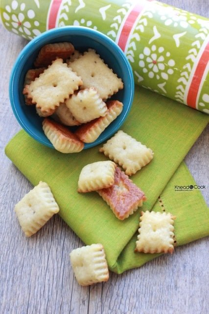Cabot Cheddar Cheese Crackers