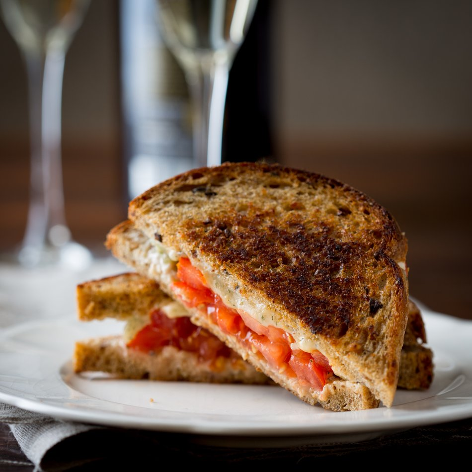 Umami Grilled Cheese