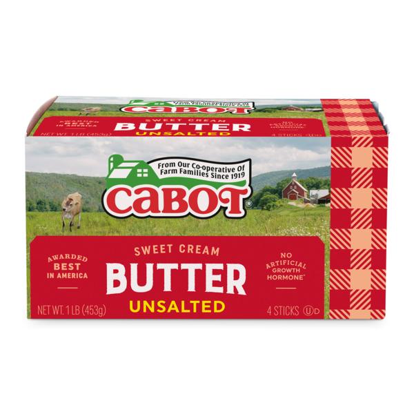 Unsalted Butter 1 lb