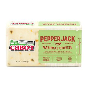 Pepper Jack Cheese 2 lb