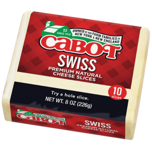 Swiss Sliced Cheese