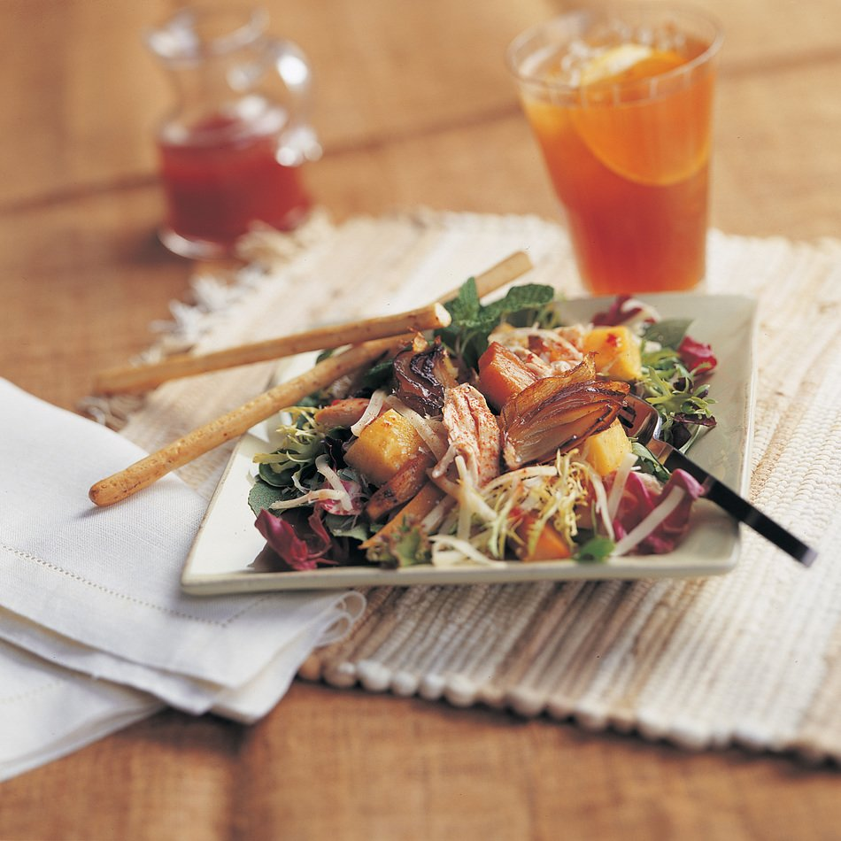 Sweet Potato, Pineapple & Cabot Cheddar Salad