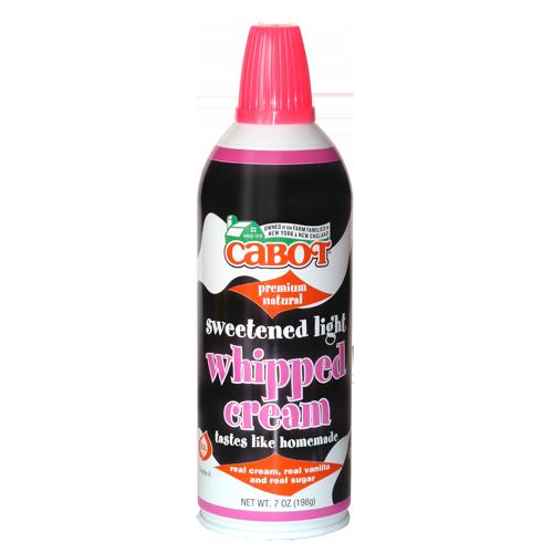 Whipped Cream 7 oz