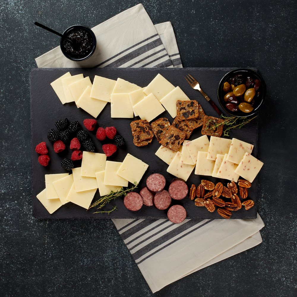 Small Cheese Board for Two