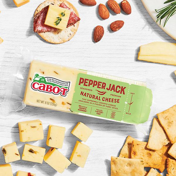 Pepper Jack Cheese