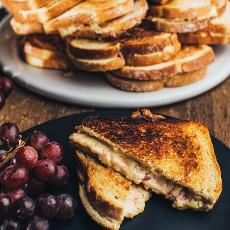 Big Dish Pimento Grilled Cheese
