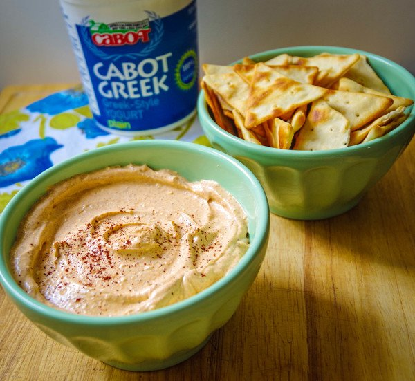 Spicy BBQ Greek Yogurt Topping