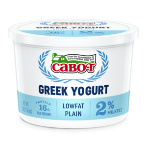 Lowfat Plain Greek Yogurt 3lb