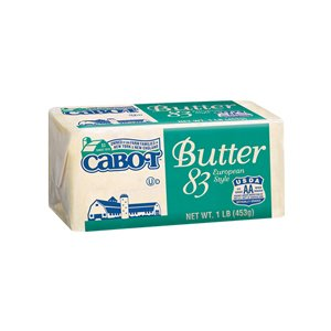 83 European Style Butter