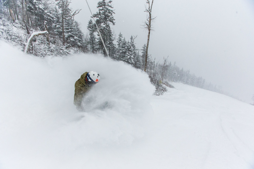 "Sugarloaf picks up 15"" of new snow"