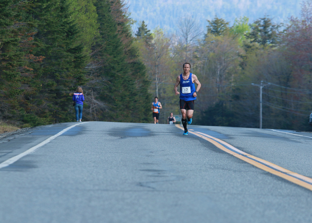 Shawn Rumery and Shelley Doucet claim titles at 33rd Annual Sugarloaf Marathon