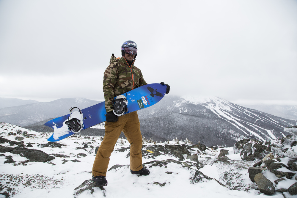 Sugarloaf to participate in 10th annual World Snowboard Day