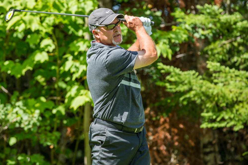 Hickson claims fourth victory with a one-hole shoot out against McFarlane in State of Maine Championship