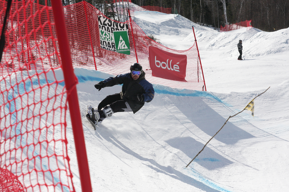 Third Annual Sugarloaf Banked Slalom set for March 23-24; Winners to receive automatic entry to Mt. Baker LBS
