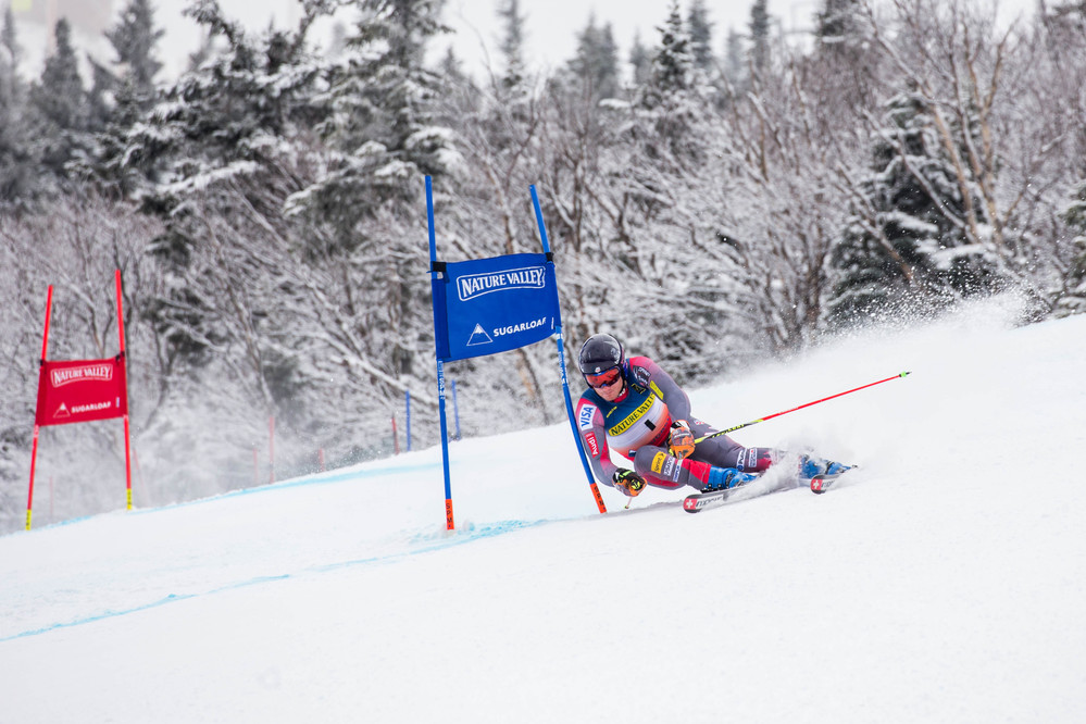 Tim Jitloff takes home fifth career national title in Giant Slalom at Sugarloaf