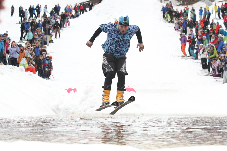 Sugarloaf to host second annual East Coast Pond Skimming Championships