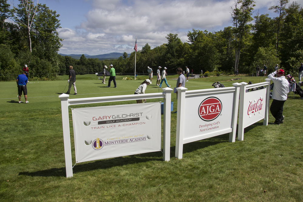 Qualifying round complete at AJGA Coca-Cola Junior Championships