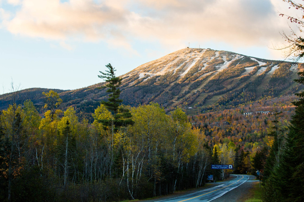 Sugarloaf receives first snow of the season