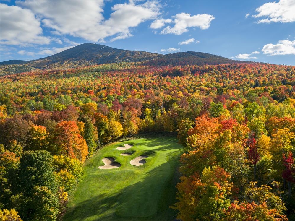 Sugarloaf Golf Club named Maine's best by Golfweek