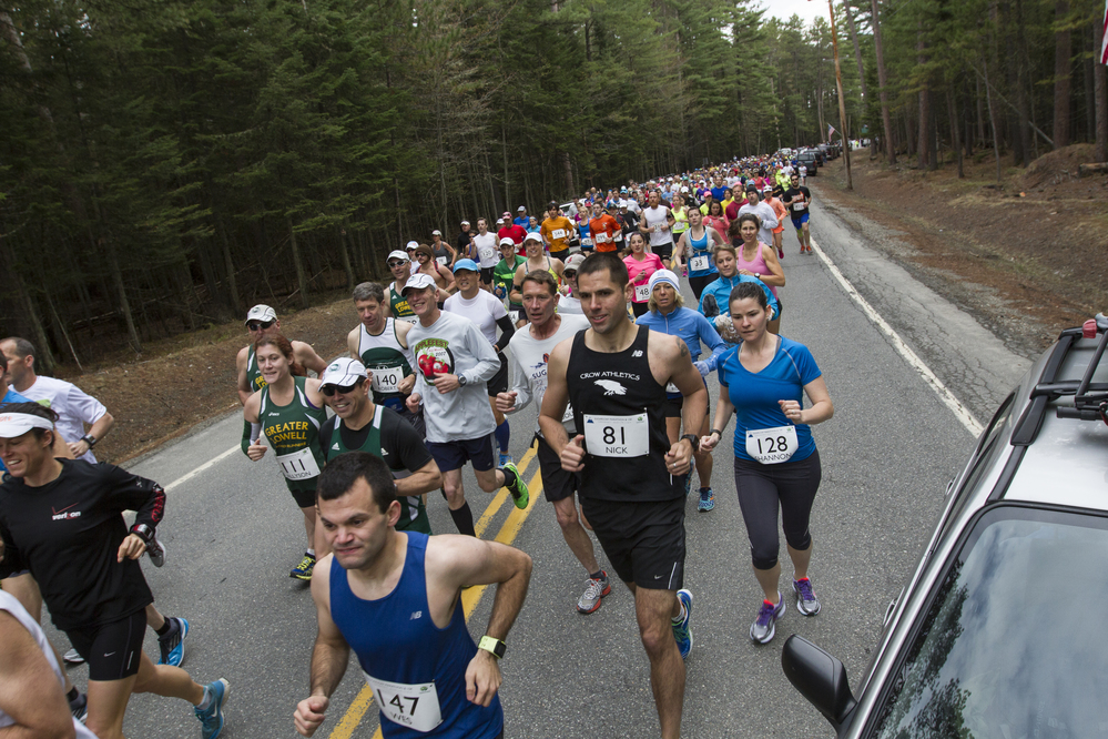 Steven McCarthy and Jennifer Vandongen take home titles at 32nd Annual Sugarloaf Marathon