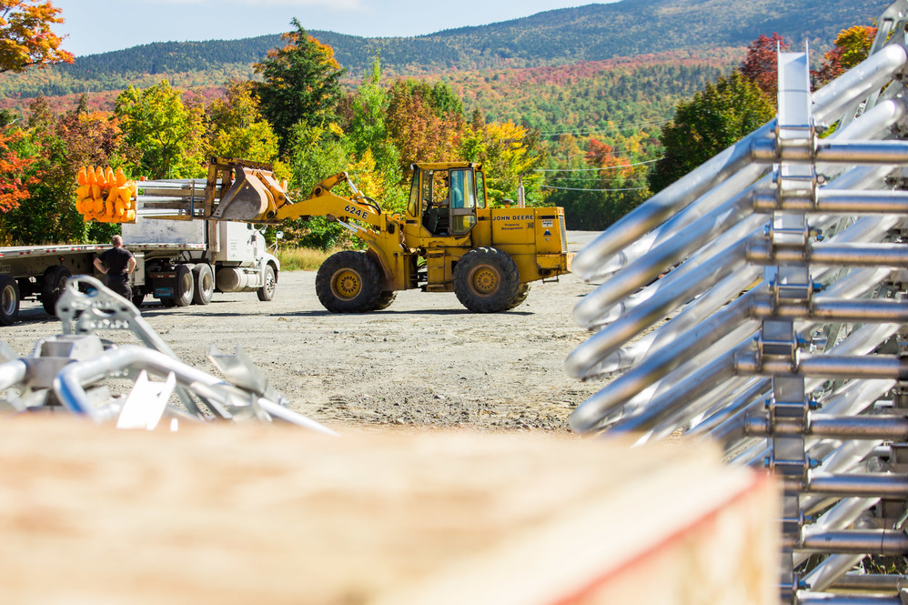 Snowmaking improvements, Village upgrades, new terrain and more to greet skiers in 2014/15 at Sugarloaf
